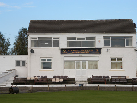 Accrington Cricket Club Pavilion