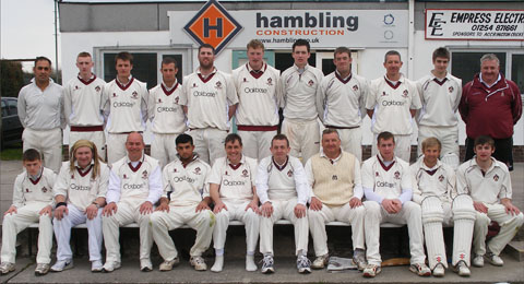 Accrington's Senior Squad 2010